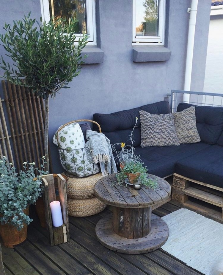 R terrasse med diy projekter for Build your own couch cheap